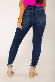 Working On It High Rise Jeans