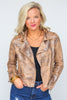 Fall Dreams Suede Jacket