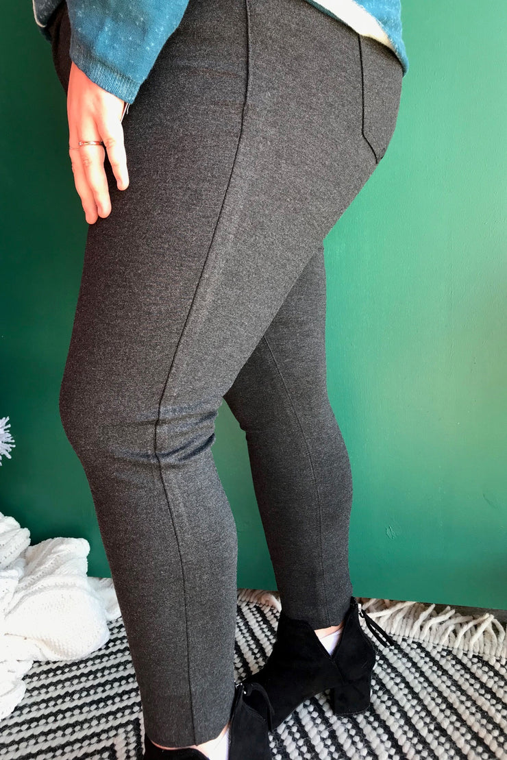 High Rise Absolution Legging | Democracy