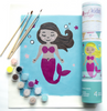 Kids Paint By Numbers - Mermaid | Pink Picasso