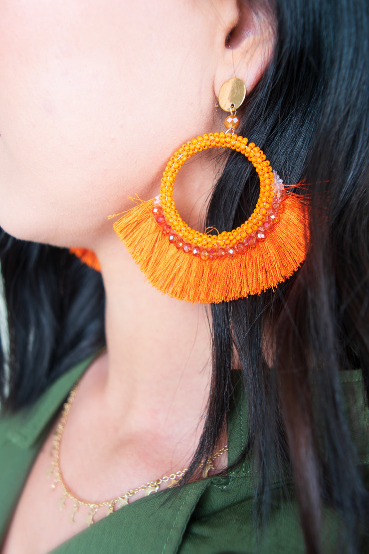 Mila Earrings - The Willow Tree Boutique