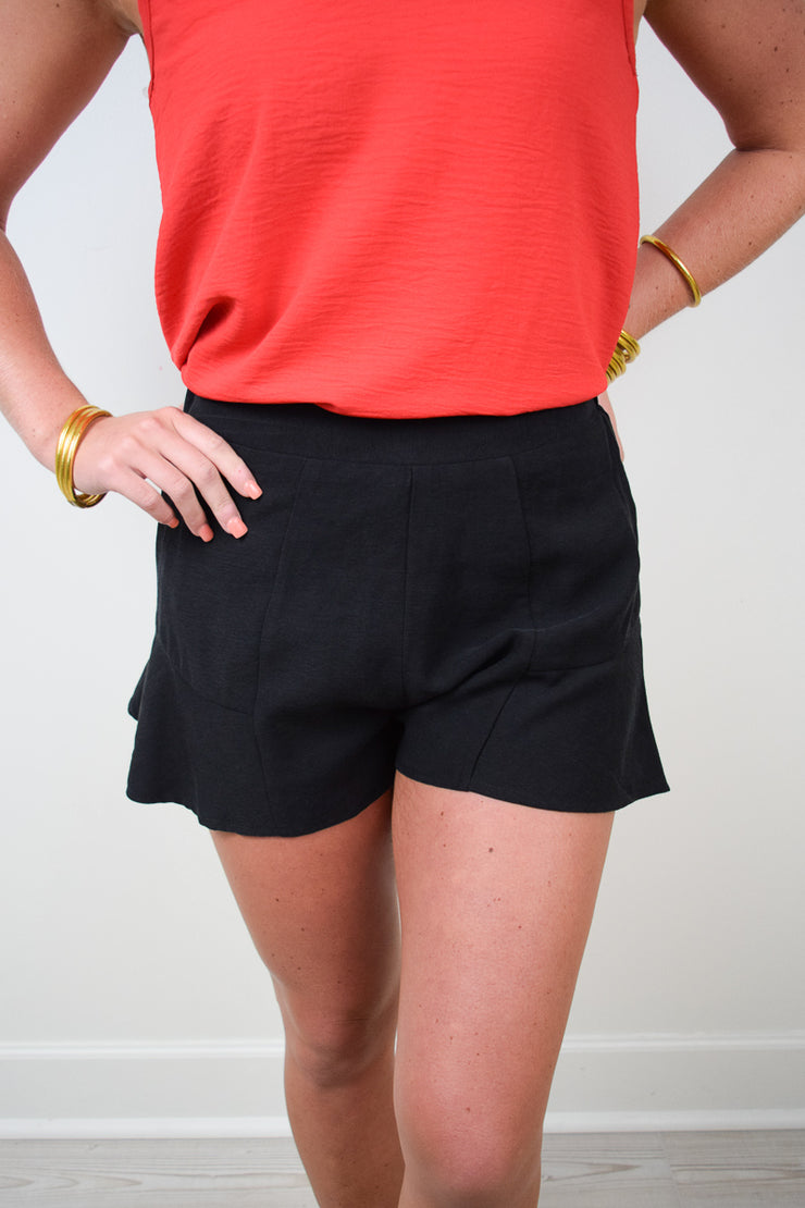 Sawyer Shorts - The Willow Tree Boutique