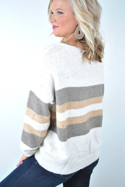 Fall In Line Sweater