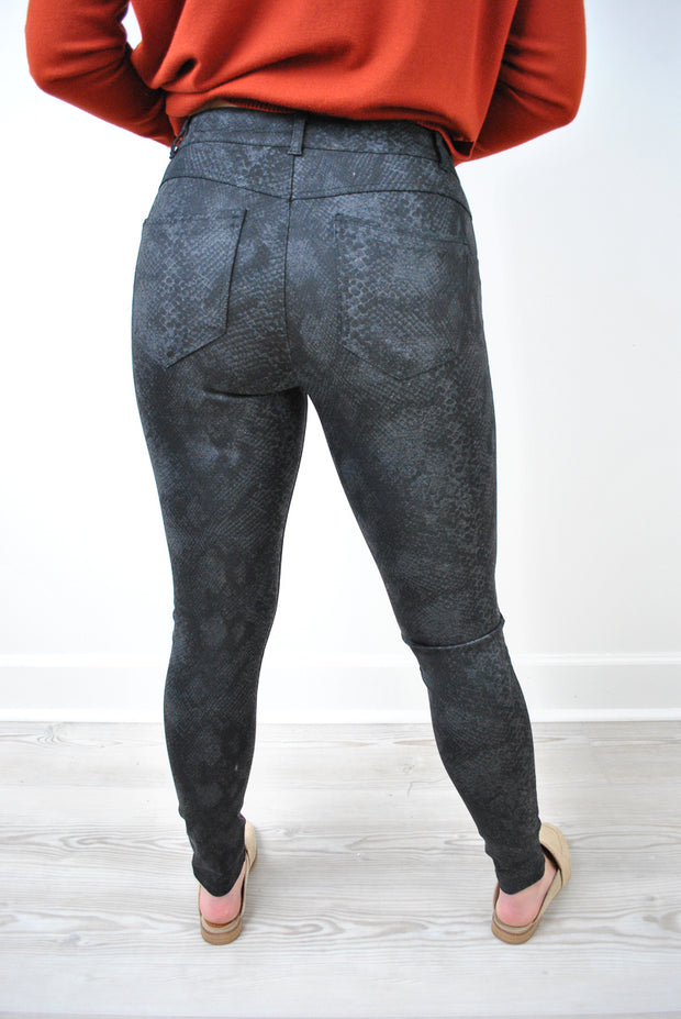 Absolution Python Legging | Democracy