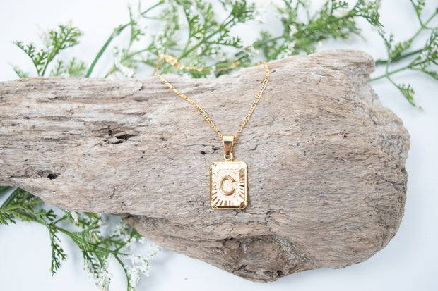 Bracha Initial Necklaces