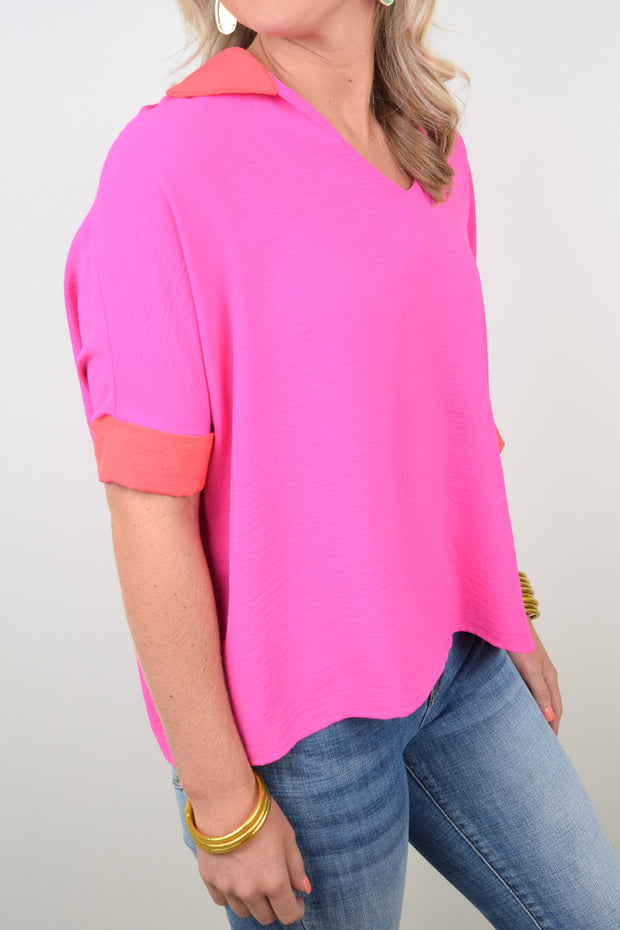 Isabel Top - The Willow Tree Boutique