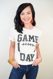 Game Day Football Tee