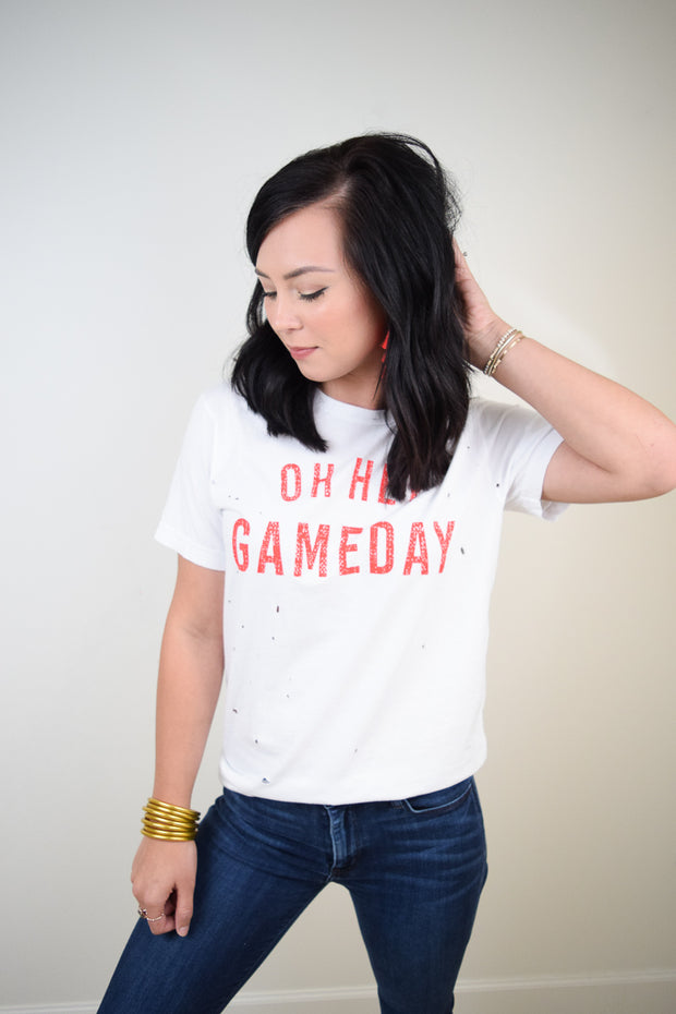 Oh Hey Game Day Tee