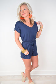 Blaire Romper - The Willow Tree Boutique