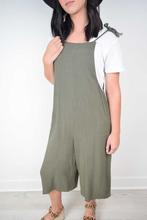 Peyton Jumpsuit - The Willow Tree Boutique