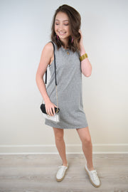 Triblend Muscle Dress