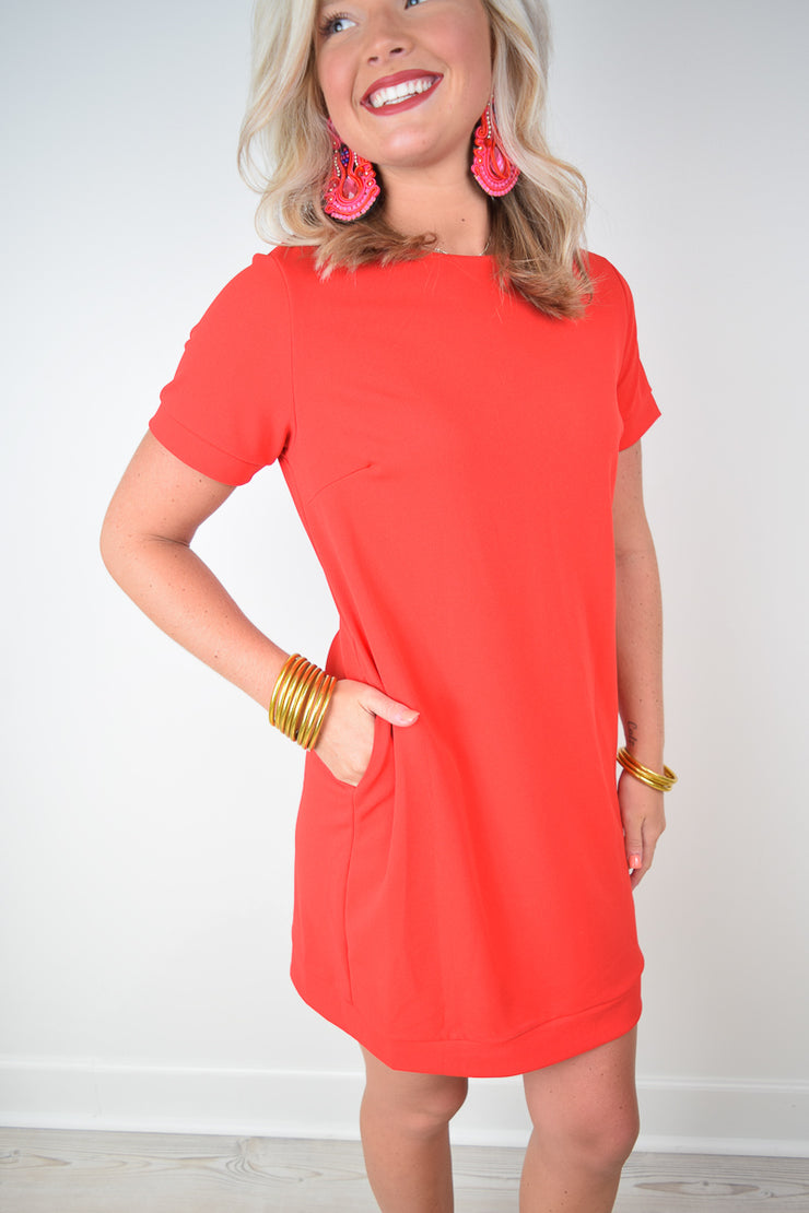 Brooklyn Dress - The Willow Tree Boutique