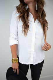 Bella Dahl Front Yoke Button Top