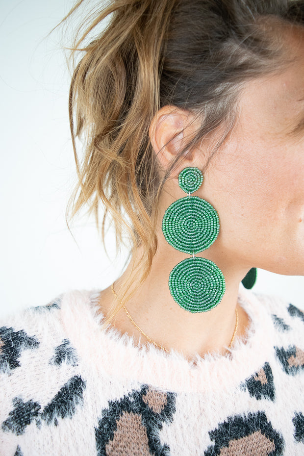 Crowd Pleaser Earrings