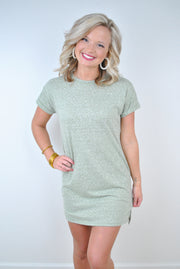 ZSupply Tri-Blend T-Shirt Dress