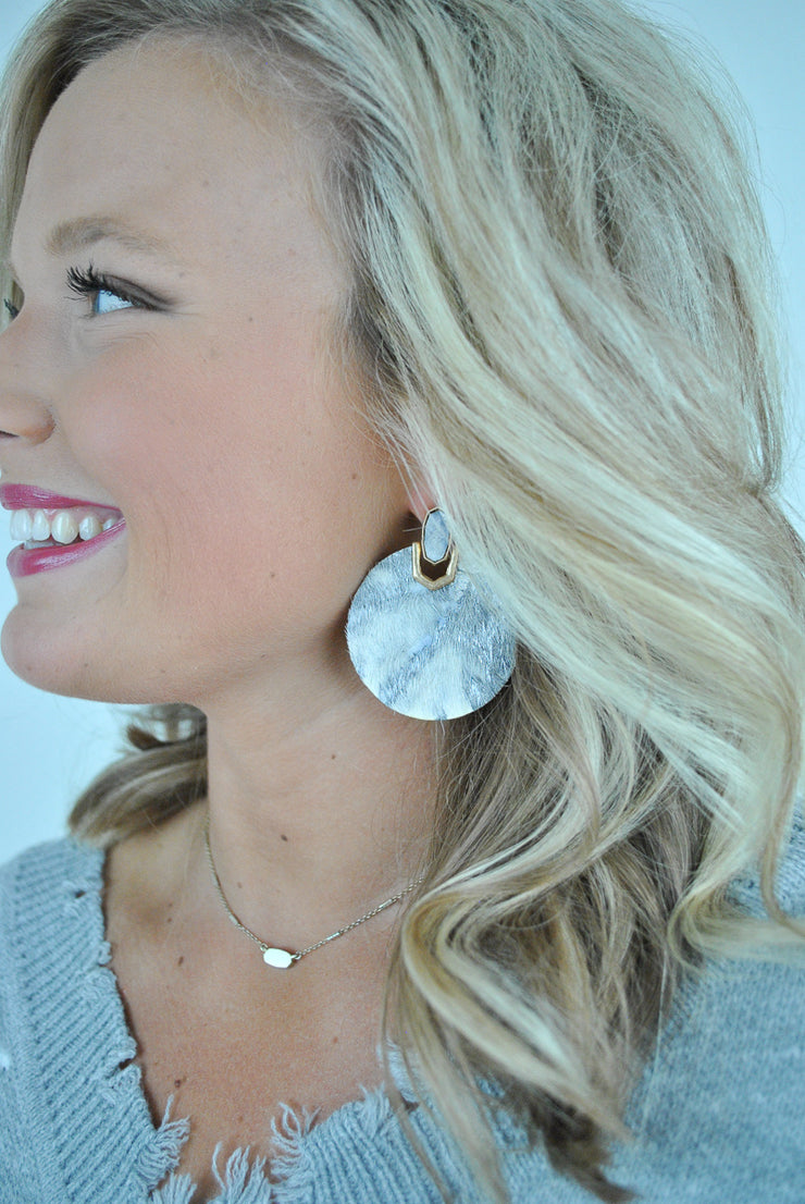 Ice Ice Baby Earrings