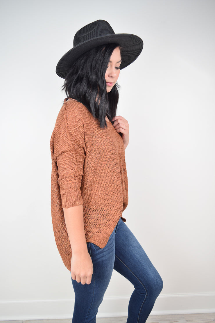Ivy Sweater - The Willow Tree Boutique