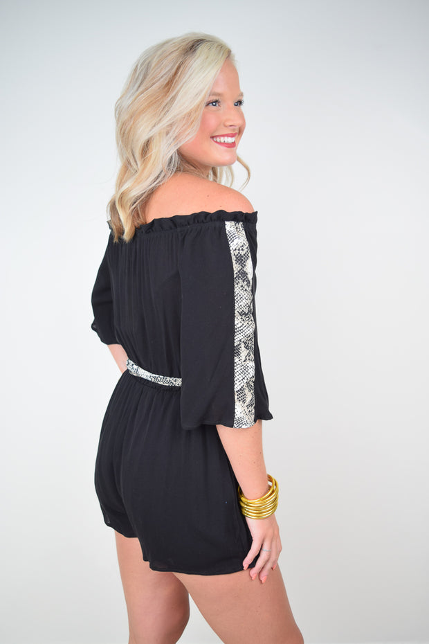 Eliza Romper - The Willow Tree Boutique