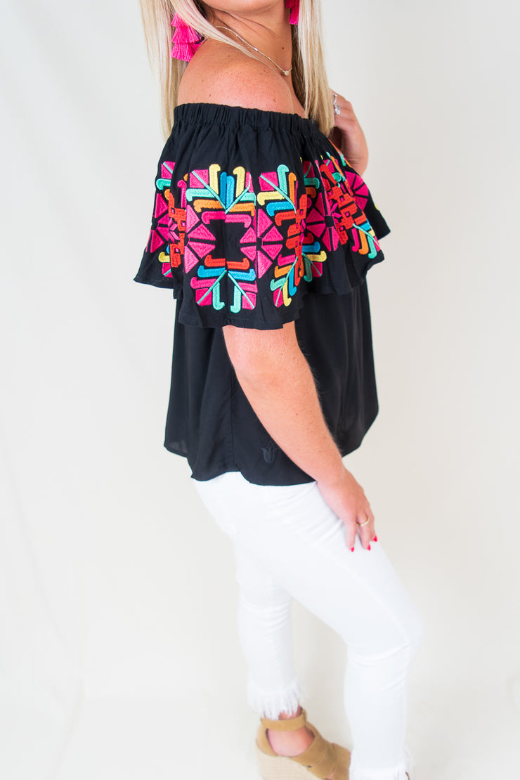 Mckenna Top - The Willow Tree Boutique