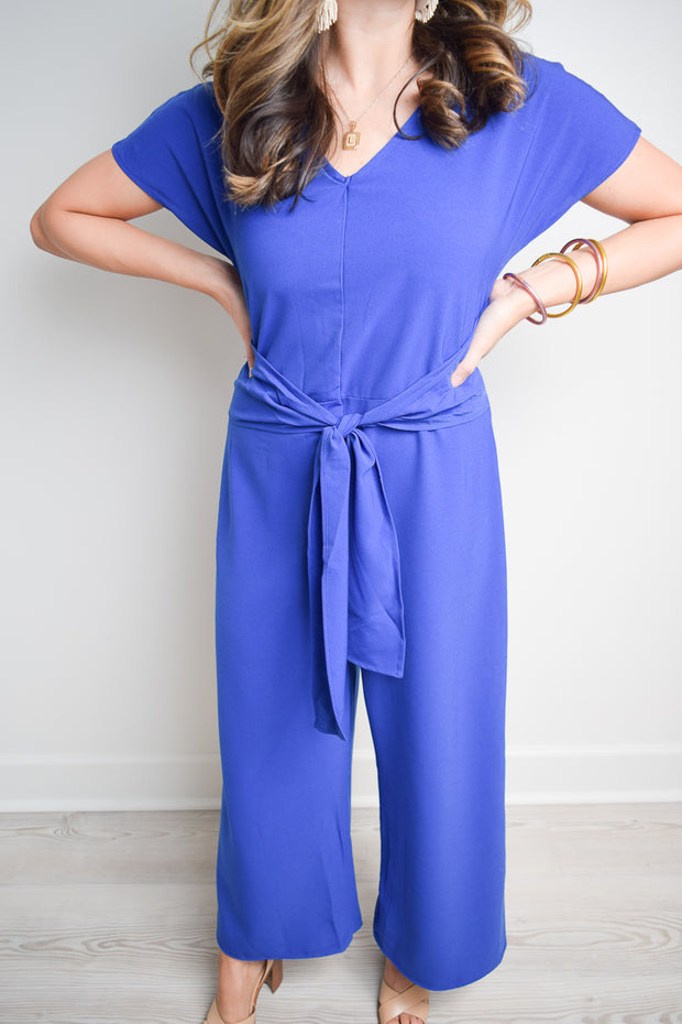 Savannah Jumpsuit - The Willow Tree Boutique