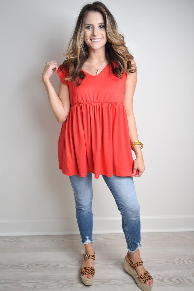 Anna Top - The Willow Tree Boutique