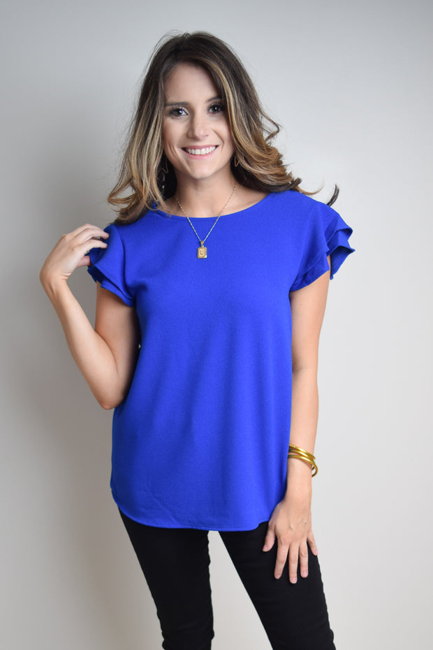 Samantha Top - The Willow Tree Boutique