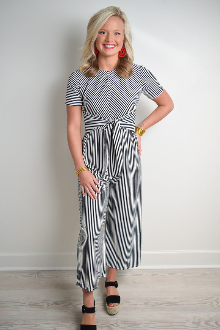Paisley Jumpsuit - The Willow Tree Boutique