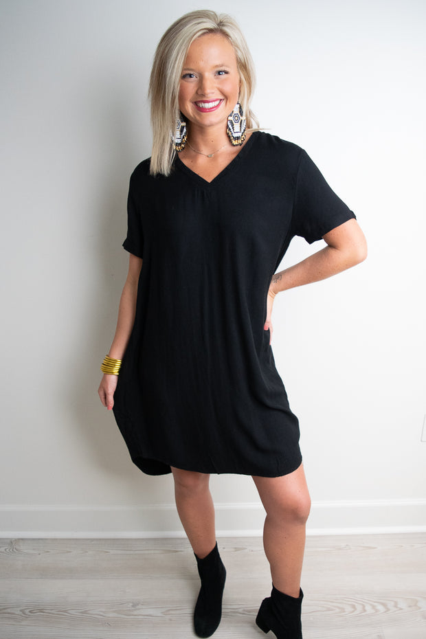 Bella Dahl Everyday Tee Dress