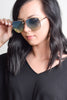 High Key Rimless Sunglasses - The Willow Tree Boutique