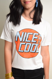 Nice & Cool Tee - The Willow Tree Boutique