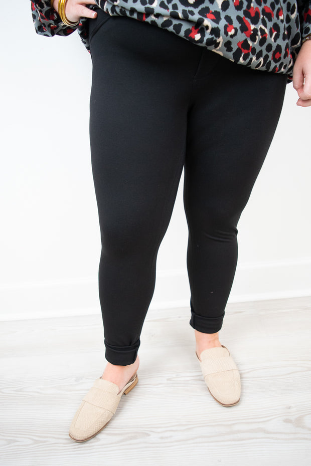 Democracy High Rise Absolution Legging