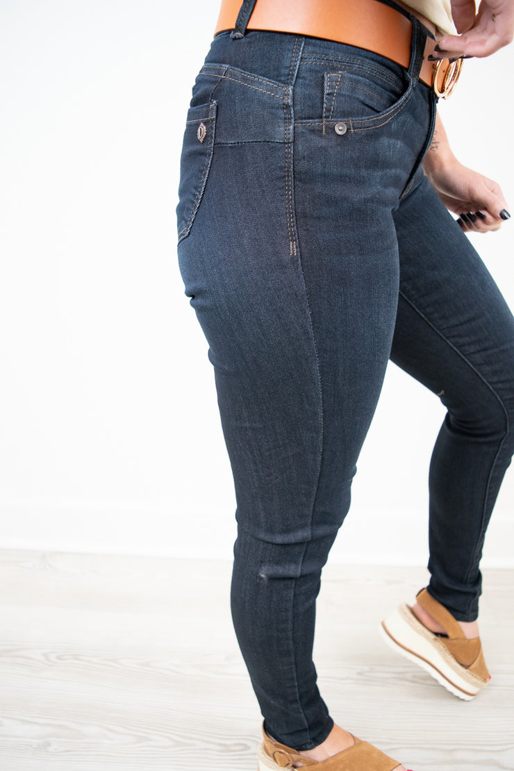 Ab Solution Booty Lift Jegging | Democracy