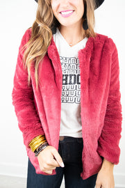 Jagger Fur Jacket