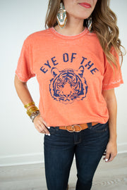 RESTOCK Eye Of The Tiger Tee