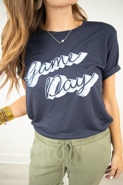 Game Day Tee Midnight