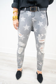 Serena Star Pants