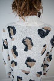 Wishing Cheetah Pullover | RESTOCKED