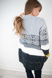 Road Trippin' Pocket Cardigan