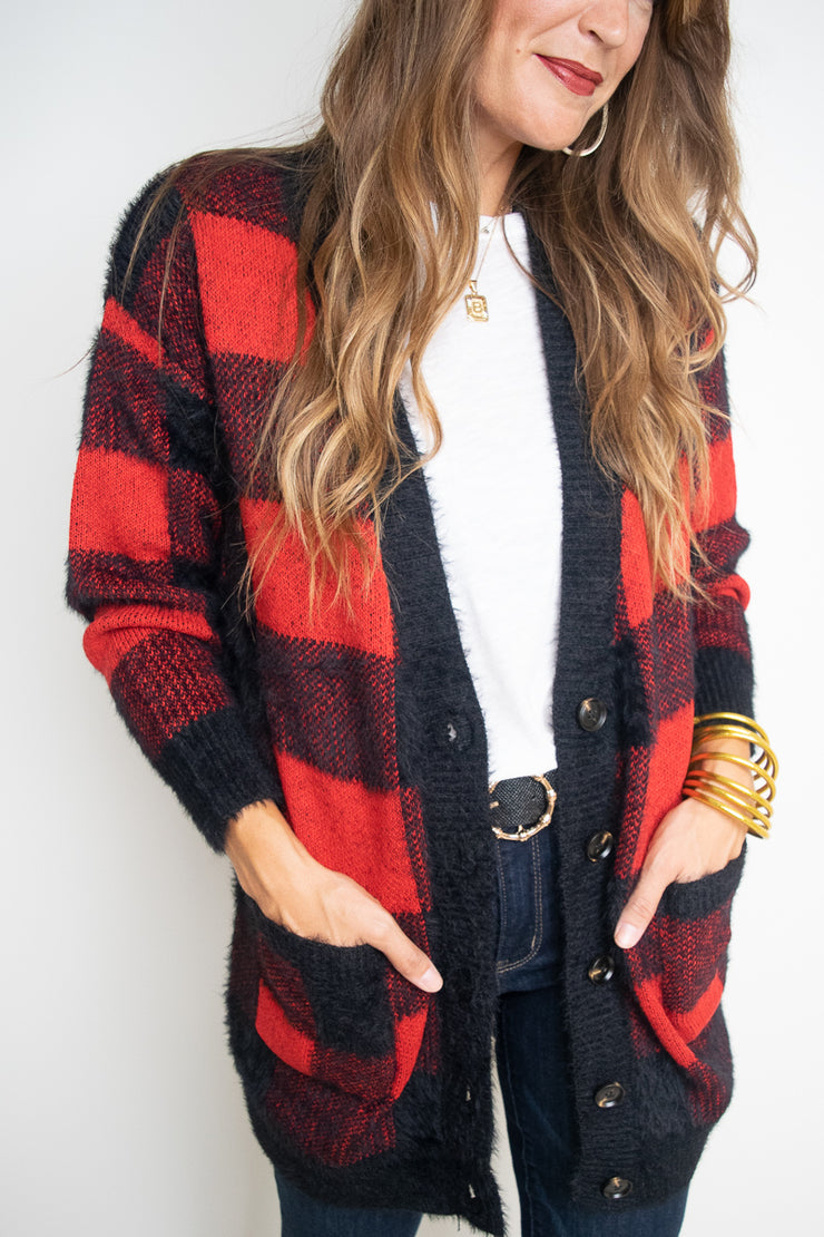 About It All Cardigan