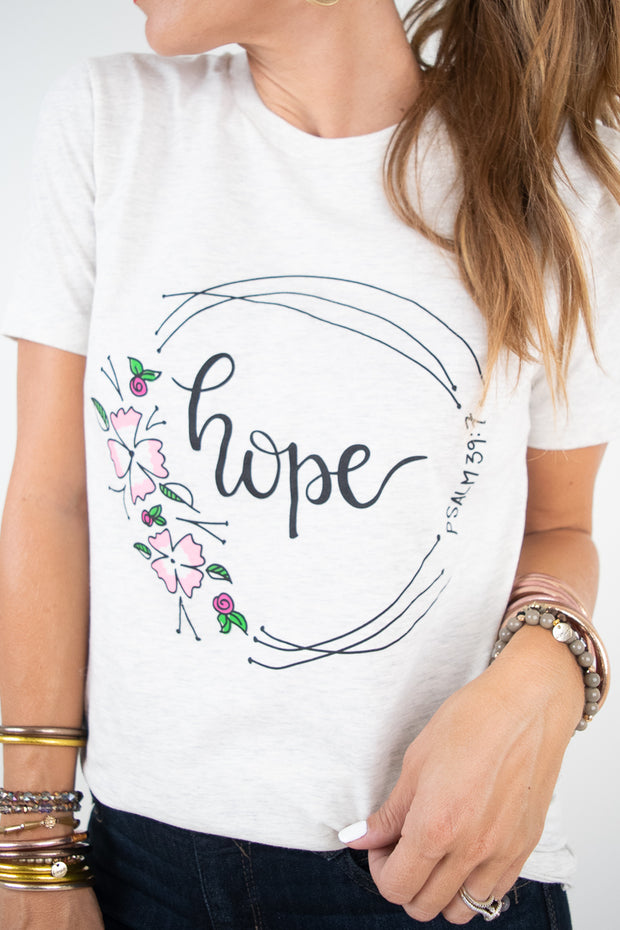 Breast Cancer Hope Tee