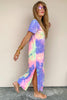 Mezcal Tie Dye Maxi Dress