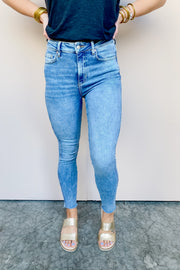 High Rise Frey Jegging | Free People