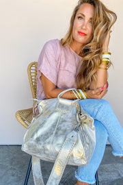 Sheila Handbag - Gold | HOBO