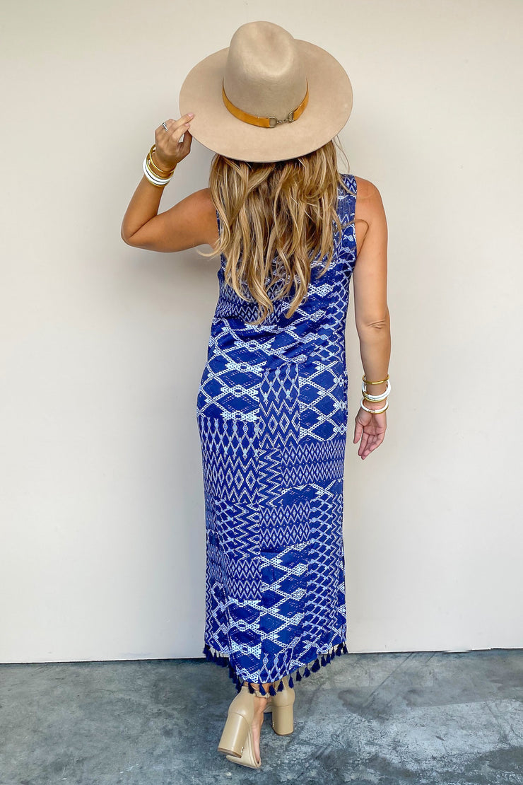 Keep Us Apart Maxi Dress | Tribal