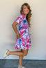 Being Bold Tie Dye Dress