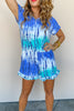 Cool Touch Tie Dye Pocket Romper