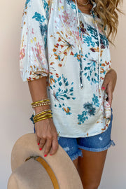 In The Garden Top | Tribal