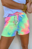 In Paradise Tie Dye Shorts