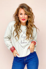 Hugs & Kisses Sweatshirt