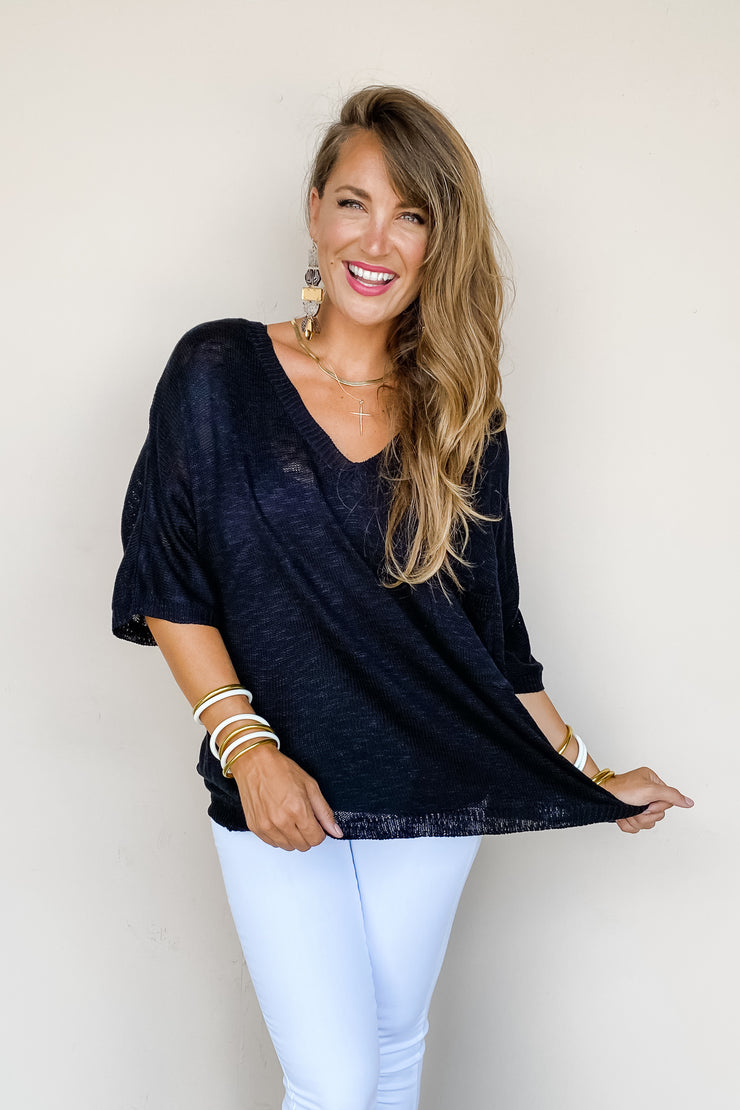 Walk To The Beach Top - FINAL SALE